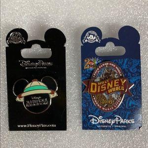 Walt Disney World 2016 & Animal Kingdom Pin New